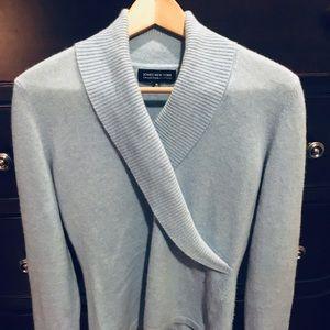100% Cashmere EUC Jones New York Sweater M